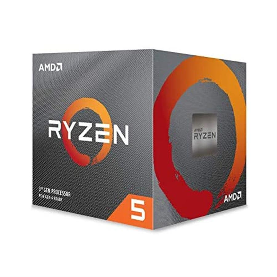 Microprocesador Amd Ryzen 5 2600 Am4
