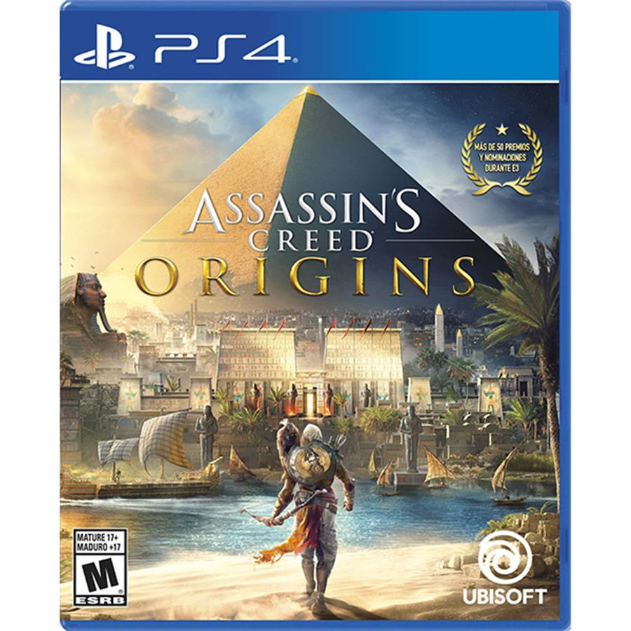 Assasins Creed Origins Ps4