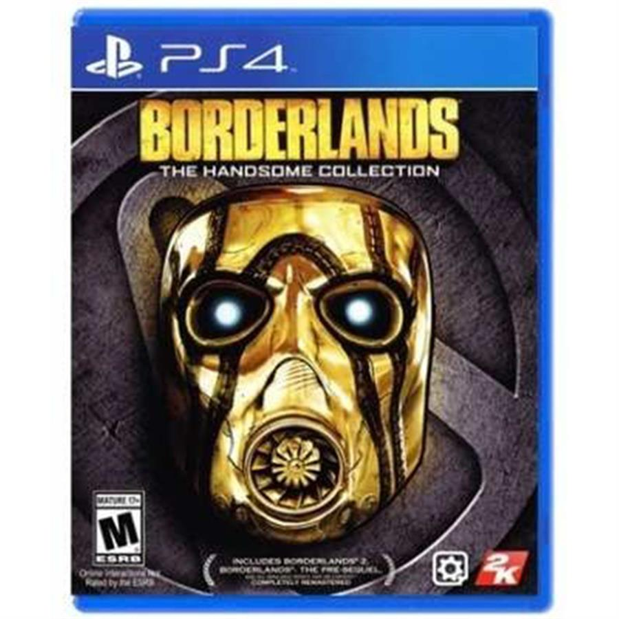 Borderlands Collection Ps4