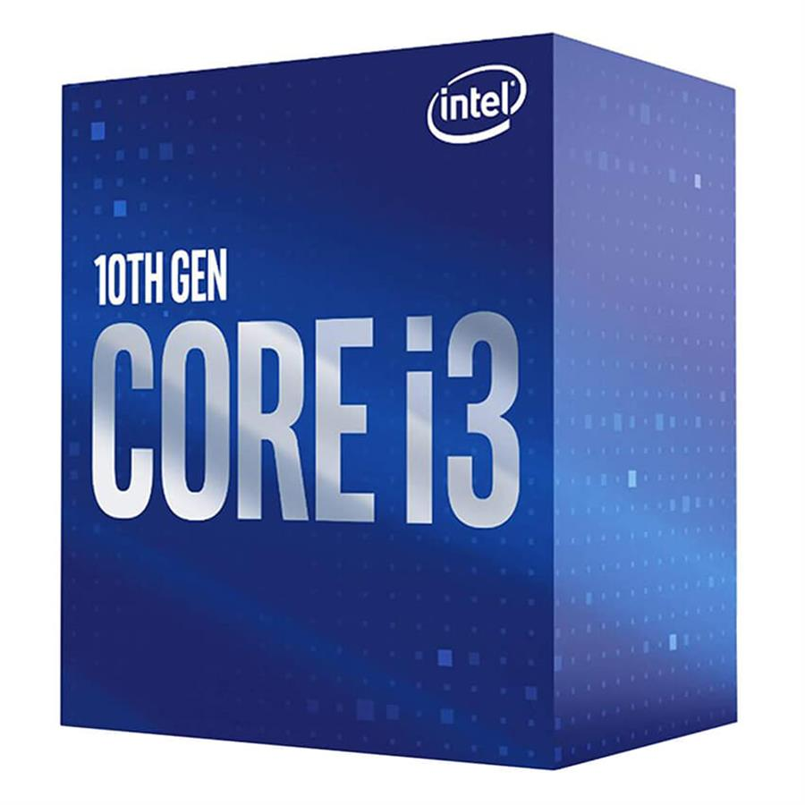 Microprocesador Intel Core I3-10100F