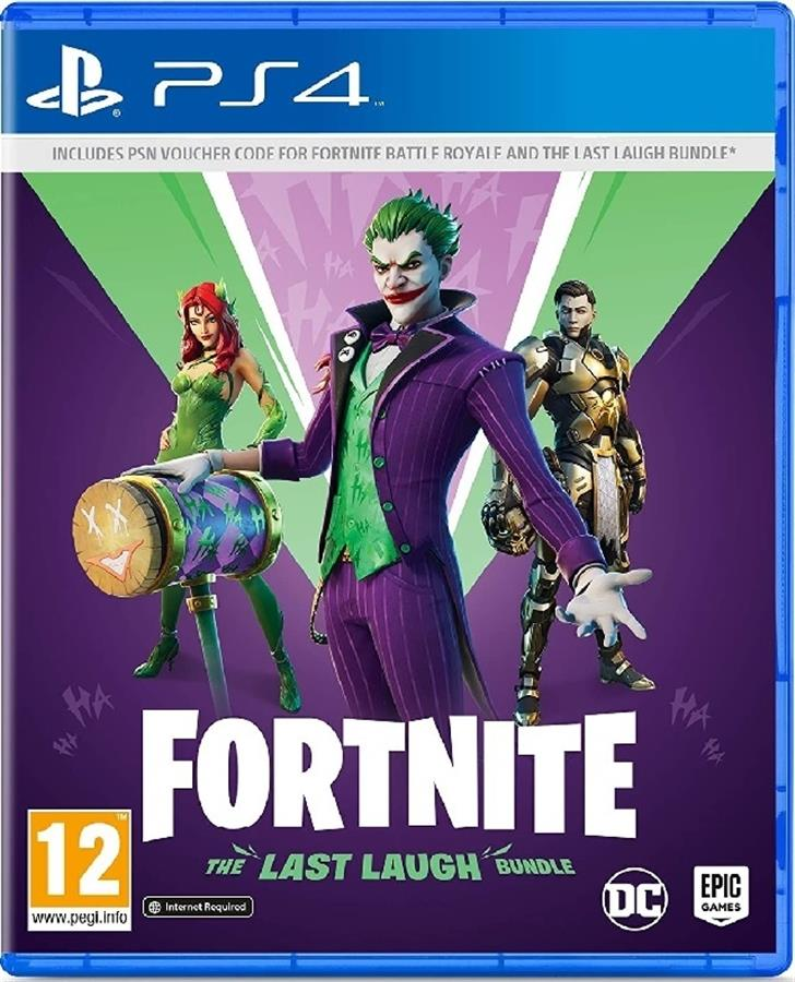 Fortnite Last Laugh Ps4