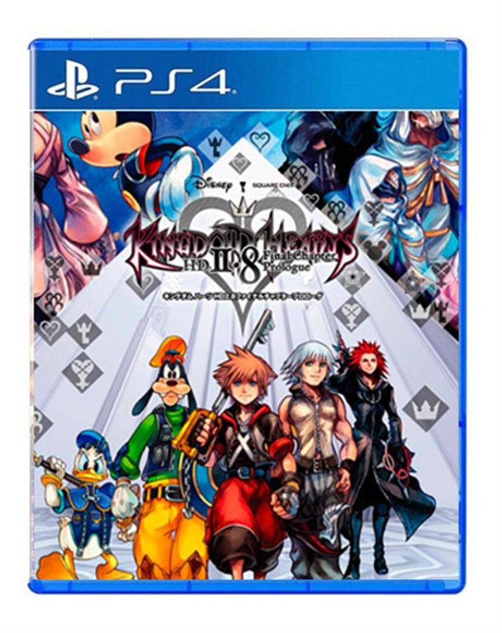 Kingdom Hearts Hd 2,8 Ps4