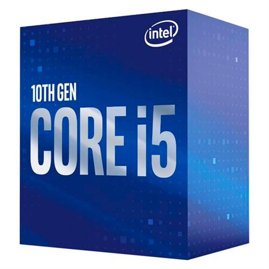 Microprocesador Intel Core i5-10400F