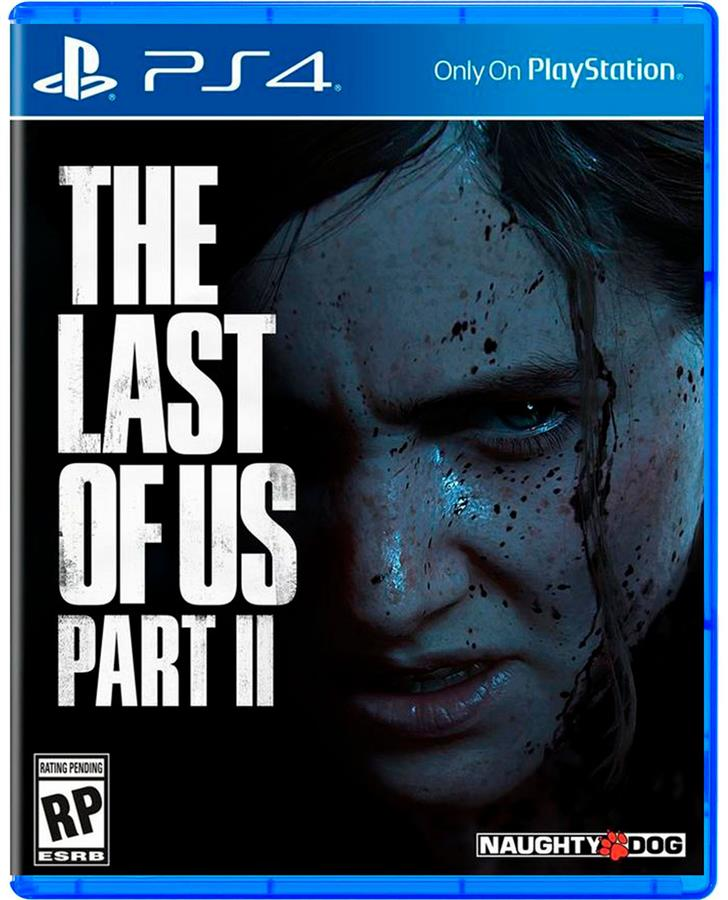The Last Of Us Ii Ps4